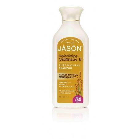 Vitamin E con A&C Shampoo