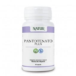 Pantotenato Plus