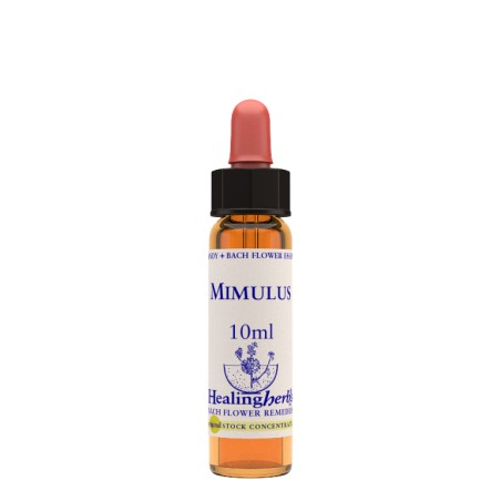 Fiori di Bach Healing Herbs - Mimulus