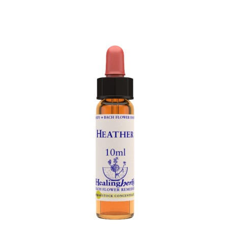 Fiori di Bach Healing Herbs - Heather