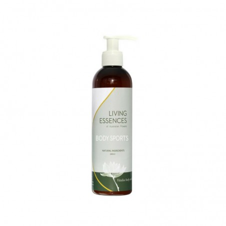 Crema Australian Living - Body Sport 240 ml