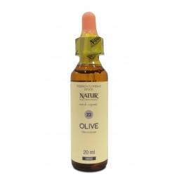 Bach Natur Bach Flower Essences - Olive 20 ml