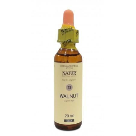 Bach Natur Bach Flower Essences - Walnut 20 ml