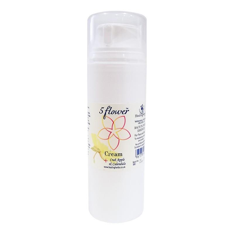 Crema Healing Herbs Five Flower
