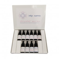 Kit Essenze Cristalli Indaco - Chrystal Series