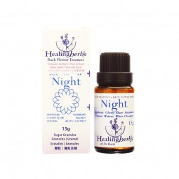 Formule Composte Healing Herbs - Night Granuli 15 gr