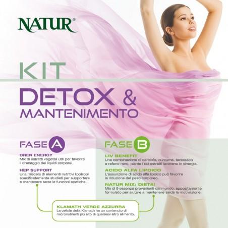 Kit Integrazione - Detox & Mantenimento