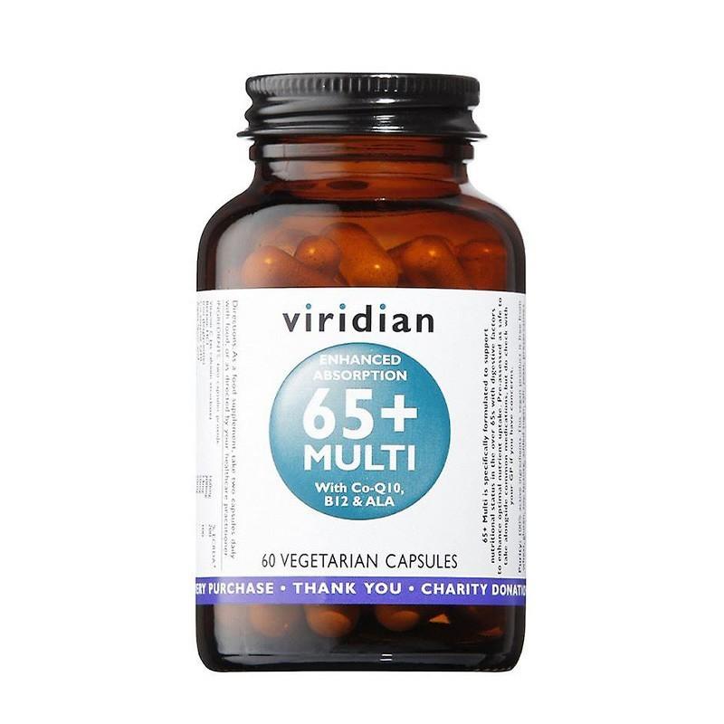 Integratore Vegano Viridian - 65+