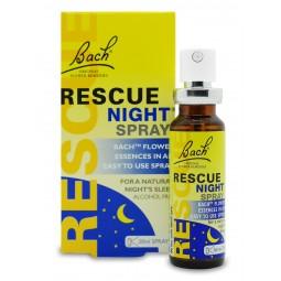 Formula Composta Bach Center - Rescue Night Spray 20 ml