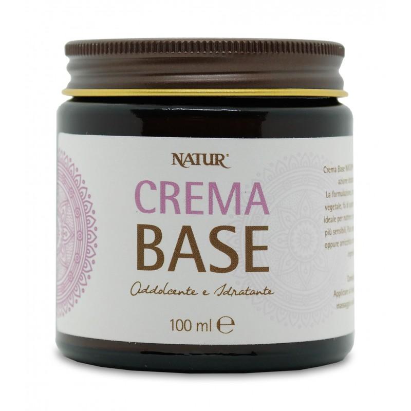 Crema Base Naturale Gli Essenziali 100