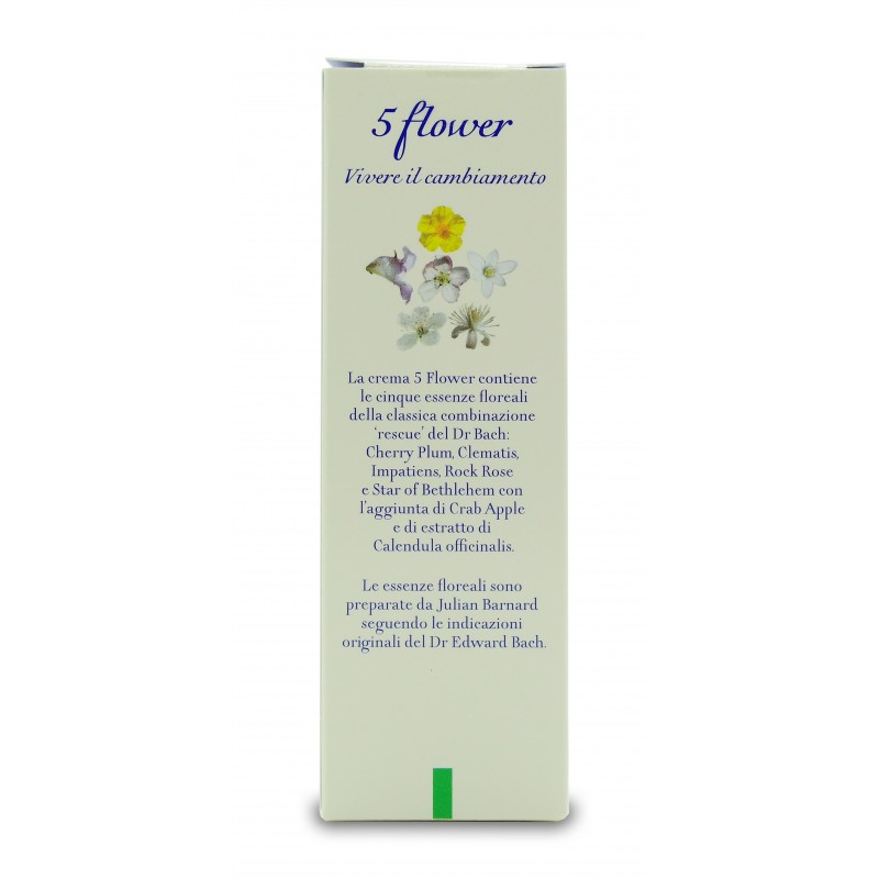 Crema Healing Herbs Five Flower tubetto