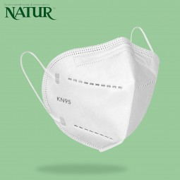 Dispositivo DPI Natur - Mascherine KN95 1 Pezzo