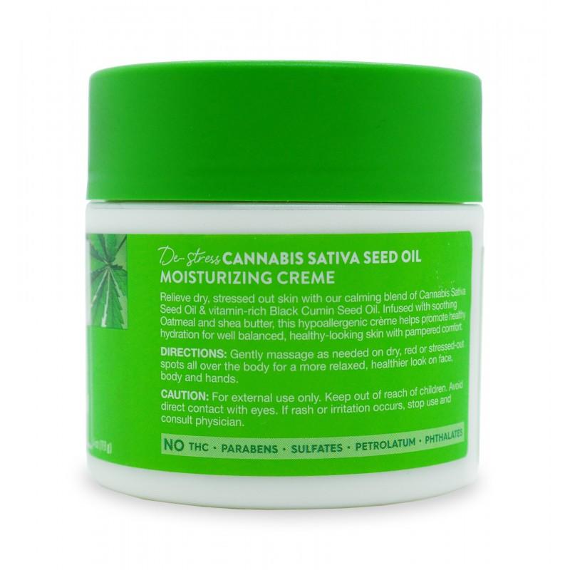 Crema Idratante Jason - Cannabis Sativa