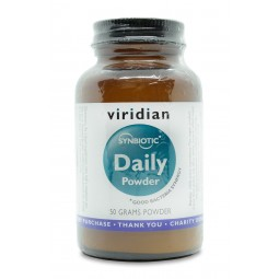 Integratore Alimentare Viridian - Synbiotic Daily Powder 50 gr