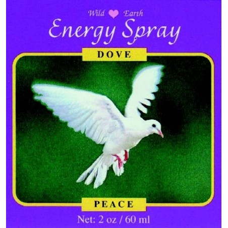 Spray Ambientale Wild Earth - Dove Peace (Colomba Pace) 60 ml