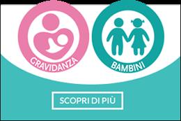 Integratori gravidanza e bambino