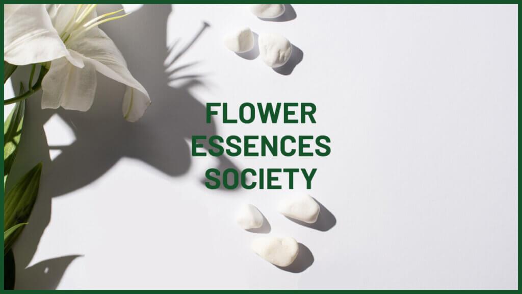 Flower Essence Society