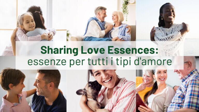 Sharing Love Essences